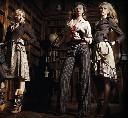 Firetrap 2011 Collection