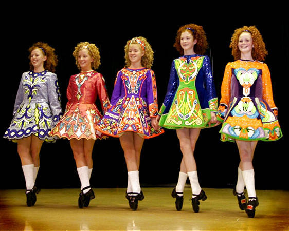 Irish Dance Dress Photos - The Connors Website