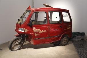 SCOPE: Jiao Xingtao's the Powerful Dragon P01 (2011), Canvas International Art